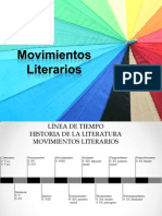 Movimientos Liter a Rios