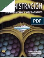 Administracion de Produccion y Operaciones