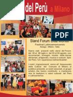 Cultura del Perù a Milano