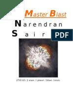 The Master Blast