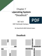 Deadlock Ch 7