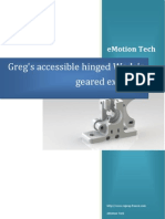 Greg Hinged Accessible Extruder visual instructions