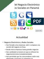 Impacto del Negocio Electrónico en Panama