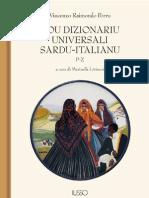 Vocabolario Sardo-Italiano P - Z