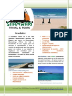 Shamwari - Newsletter - Portugues