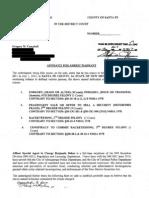 NMFA criminal complaint