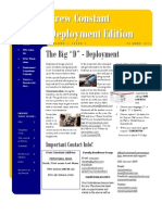 Crew Constant Newsletter Deployment Edition (June 2012)