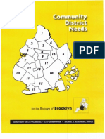 Community District 14 Needs FY 2013