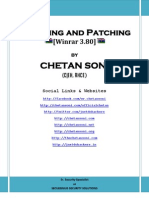 Cracking and Patching by CHETAN SONI
