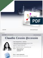 WorkShop - Marketing para Apps y adquisicion de usuarios por Boca-Oreja - Claudio Cossio - LaRedInnova