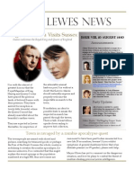 Lewes News No. 8