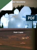 Cartas de Fukushima Indice Visual