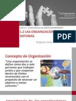 Sesion 2. La Organizacion Como Sistema