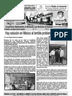 Las Voces de México Agosto 2012