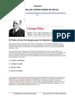 1metodo de Los Cuatro Pasos de Polya Prepa6 Unam