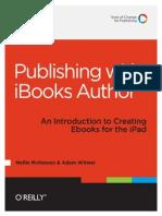Publishing With iBooks Author
