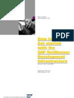 NetWeaver Development Infrastructure