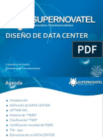 Data Center Estándares de Diseño y Funcionamiento
