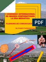Planning de Comunicacion
