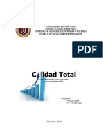 Mirelys Gomez - Gestion Procesos mediante Calidad Total (UFT)