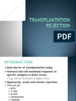 Transplantation Rejection