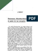 Esprit 3 - 193212 - Henry, François - Événements d'extrême-orient et point de vue européen