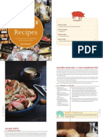 Pike Place Market Recipes Sampler