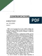 Esprit 3 - 193212 - Sylveire, Jean - Contre (Suite)