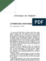 Esprit 3 - 193212 - Vox, Maximilien - Littérature photographique