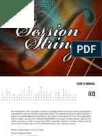 Session Strings Manual English