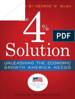 The 4% Solution by the George W. Bush Institute - Excerpt