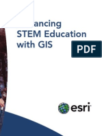 Advancing STEM Education With GIS
