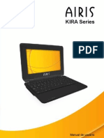 AIRIS KIRA N8000 - Manual de Usuario