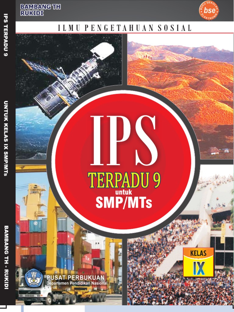 Bukubse Belajaronlinegratis Com Smp Ix Ips Terpadu 9 Bambang Th  # Ventura Muebles Nigran