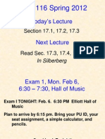 CHM116A Lecture 8-Student Slides