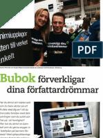 Bubok och Holmbergs Sverige