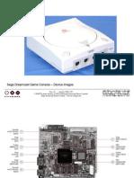 Sega Dreamcast Game Console-BPT