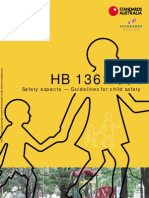 HB 136-2004 Safety Aspects - Guidelines for Child Safety