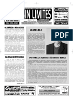Sin Límites - Agosto 2012