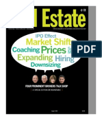 David Romero Interview California Real Estate August 2012