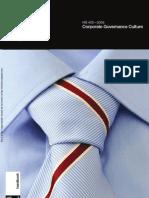 HB 408-2006 Corporate Governance Culture
