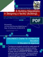 Use of Building Regulation in Designing Building