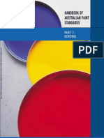 HB 73.1-2005 Handbook of Australian Paint Standards General