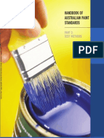 HB 73.2-2005 Handbook of Australian Paint Standards Test Methods