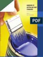 HB 73.2-2005 Handbook of Australian Paint Standards Test Methods