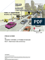 HB 81.7-2000 Field Guide for Traffic Control at Works on Roads Short-Term Works on Freeways