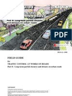 HB 81.8-2000 Field Guide for Traffic Control at Works on Roads Long-Term Partial Closures and Detours on Urba