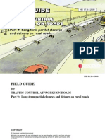 HB 81.9-2000 Field Guide for Traffic Control at Works on Roads Long-Term Partial Closures and Detours on Rura