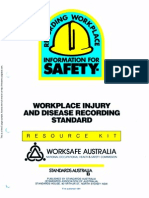 MP 58-1991 Workplace Injury and Disease Recording Standard - Resource Kit