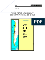 Geografia Fisica de Chile